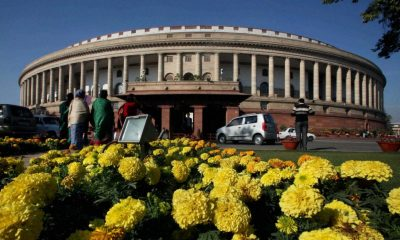 Parliament, Monsoon session, President election, Indian President election, National news