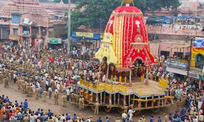 Bhubaneswar, Puri, Jagannath Rath Yatra, Gundicha temple, Odisha