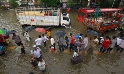 Mumbai rain, Mumbai, Monsoon, water logging, Weather