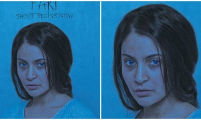 Anushka Sharma, Movie, Pari, Movie Poster, Entertainment news