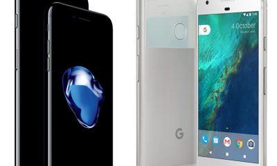 Google, pixel, Apple, iPhone 7, Samsung, Gadgets