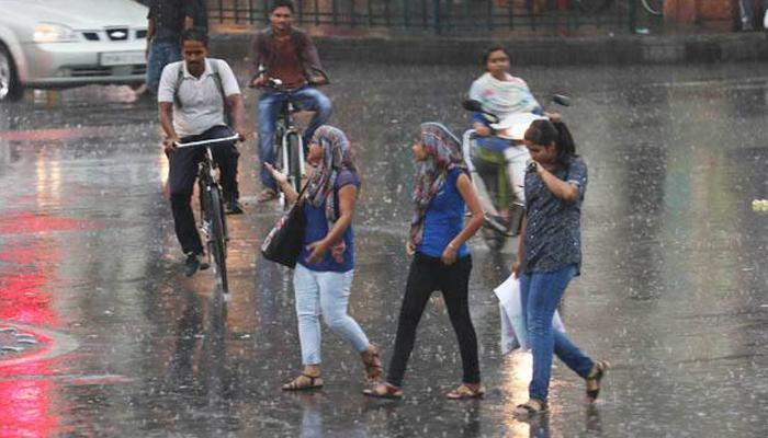 Uttar Pradesh, Rain, Weather condition, Monsoon, Heat wave