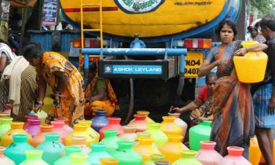 Chennai, water crises, Summar, Temperature