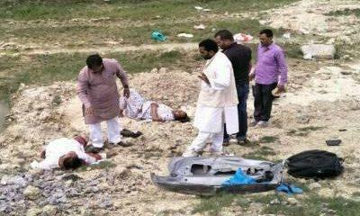 BJP MLA, Bhartiya Janta Party, Road accident,Agra-Lucknow Expressway,Etah's Sadar, Vipin Kumar ,Lucknow, Regional News