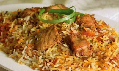 Biryani, Mango, Aam biryani, Aam murg korma, Murg aam, Aam malai tikka, Aam shahi paneer, Aam kaleji, King of fruit, Mango festival, City of Nawabs, Lucknow, Uttar Pradesh Toursim Department, Vegetarians, Non vegetarians, Mango eating, Cooking, Shayari, Mutton Biryani, Chicken biryani, Mughlai food, Lifestyle news