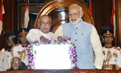 GST, Income tax, Parliament, President, Prime Minister, Finance Minister, Pranab Mukherjee, Narendra Modi, Arun Jaitley, National news