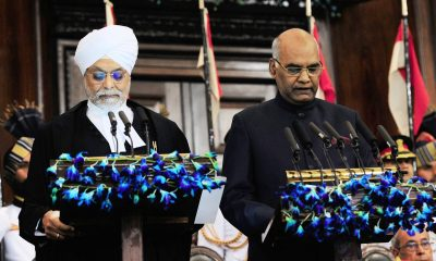 Ram Nath Kovind, President of India, 14th President of India, President of India House, Rashtrapati Bhawan, Pranab Mukherjee, Narendra Modi, Meira Kumar, National news