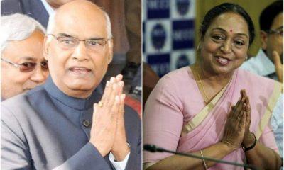 Presidential election, Result for Presidential Election, Meera Kumar, Ram Nath Kovind, New Delhi, National News
