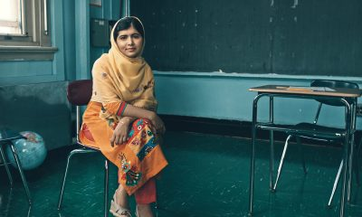 Malala Yousafzai, Pakistani campaigner, Nobel Prize winner, Finishes High school, Joins Twitter, World news