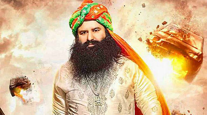 Baba Ram Rahim appeals for peace to followers before verdict – Aaj