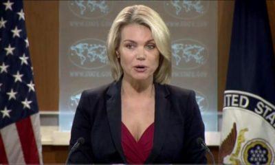 India, Pakistan, Kashmir, US, Washington, United States, Heather Nauert, World news