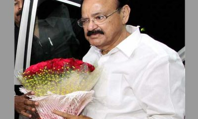 Venkaiah Naidu, 13th Vice-President, President, BJP, New Delhi, Chairman of the Rajya Sabha, National News