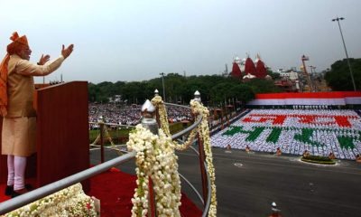 Narendra Modi, PM Narendra Modi, Independence Day, Narendra Modi speech on Independence Day, Red Fort, New Delhi, National News