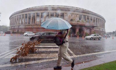 Monsoon session, Parliament, Rajya Sabha, Lok sabha, Parliamint session, New Delhi