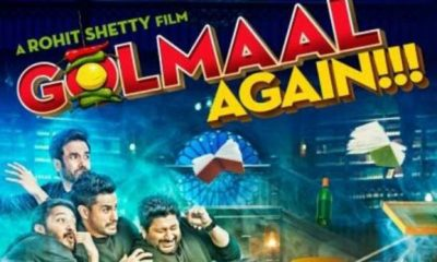 Ajay Devgn's Golmaal Again trailer is already a hit; crosses 20 million views