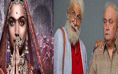Deepika Padukone's Padmavati to clash with Amitabh Bachchan's 102 Not Out