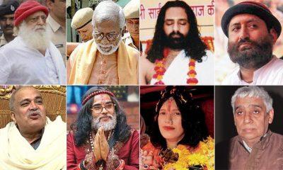 Self proclaimed Godmen, Fake babas, Akhil Bharatiya Akhara Parishad, Controversies surrounding self styled godmen, Asaram, Ram Rahim, Radhe Ma, Sadhus, Sanyasis, National news