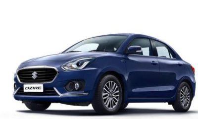 Maruti Suzuki Dzire the best selling model in August