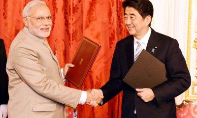 Bullet train, Narendra Modi, Shinzo Abe, India, National news