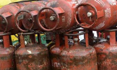 Cooking gas, Subsidised LPG cylinder, Gas cylinder, LPG cylinder, Prices of subsidised LPG cylinder, Indian Oil Corp, Business news