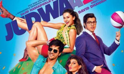 Varun Dhawan-starrer Judwaa 2 fails to cross Rs 100 crore in a week