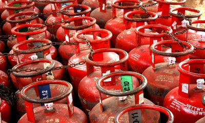 Cooking gas, Gas cylinder, LPG cylinder, Subsidised gas cylinder, Non subsidised gas cylinder, Jet fuel, Business news