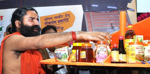 Another product of Baba Ramdev's Patanjali found unsafe by food ...