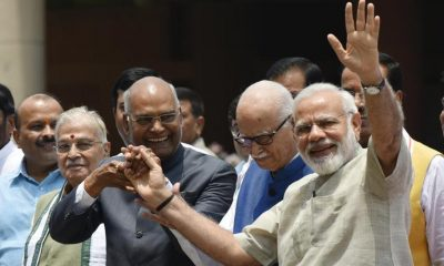 Christmas, Merry Christmas, Lord Jesus Christ, New Year, Ram Nath Kovind, Narendra Modi, Venkaiah Naidu, President, Prime Minister, National news