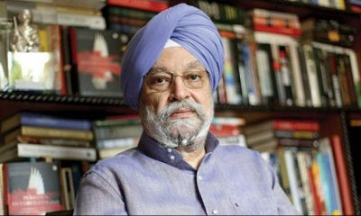 Hardeep Singh Puri, Yogi Adityanath, Chief Minister, Union Minister, Rajya Sabha seat from Uttar Pradesh, Politics news