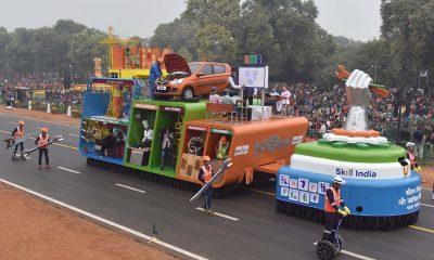 Mann Ki Baat tableau, Republic Day, All India Radio, Mann Ki Baat, AIR program Mann Ki Baat, Republic Day celebration, Republic Day parade, National news