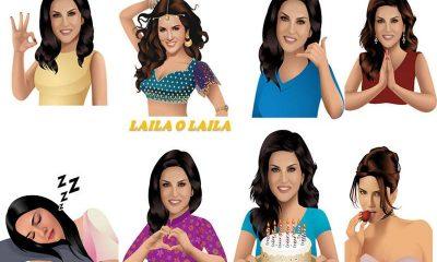 Emoji, Emojis, Sunny Leone, Social media, Facebook, Entertainment news