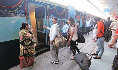 IRCTC, Marriage party, Religious tour, Online booking of train, Indian Railways, Special trains, Coaches, Saloons, Business news