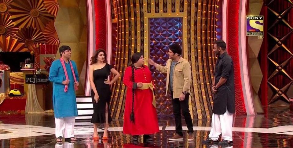 Kapil Sharma, Navjot Singh Sidhu, Family Time With Kapil, Comedy Nights With Kapil Sharma, Sony Entertainment, Bollywood news, Entertainment news