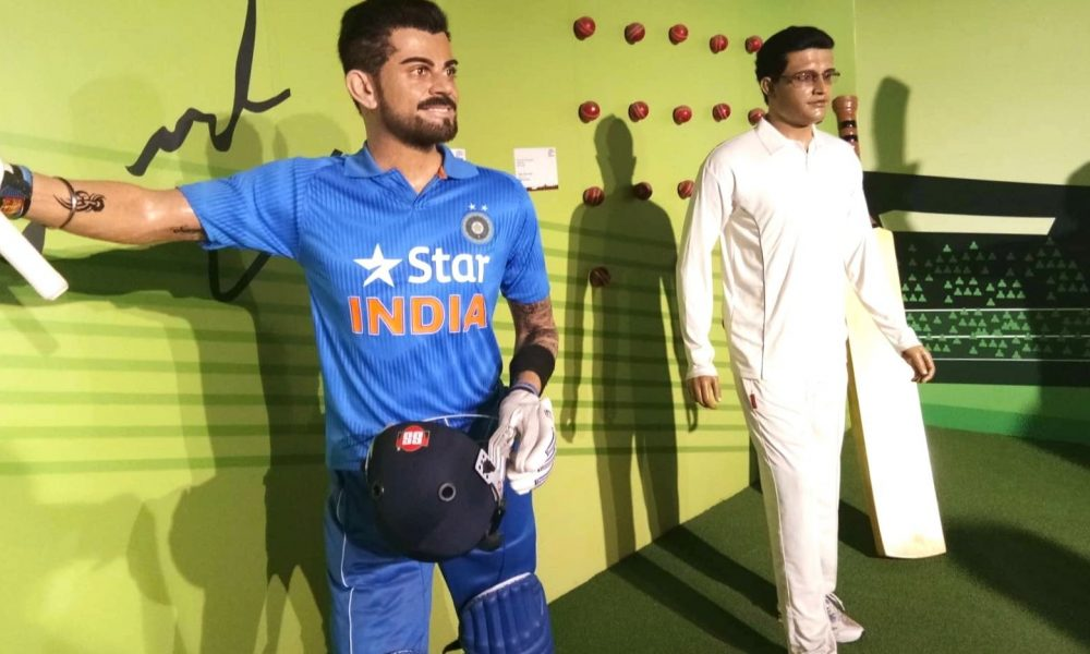 Virat Kohli, Madame Tussauds, Wax figure, Wax statue, Indian captain, Indian skipper, Indian cricket team, Sachin Tendulkar, Kapil Dev, Lionel Messi, Cricket news, Sports news
