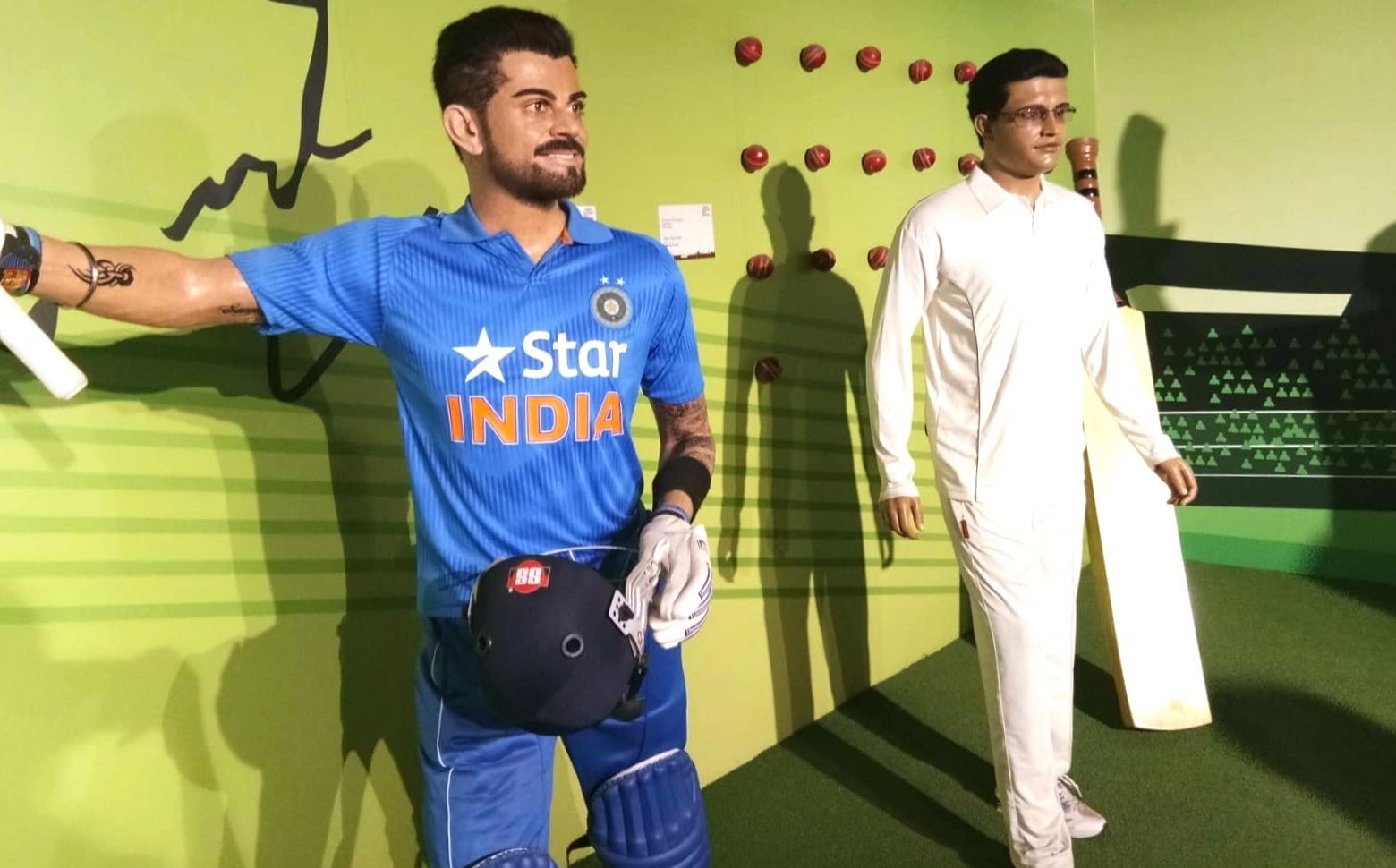 Virat Kohli, Madame Tussauds, Wax figure, Wax statue, Indian captain, Indian skipper, Indian cricket team, Sachin Tendulkar, Kapil Dev, Lionel Messi, Cricket news, Sports news