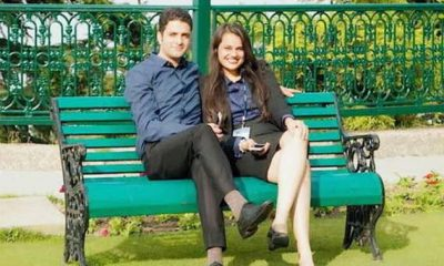 Two IAS toppers ties nuptial knot, Two IAS toppers got married, IAS toppers marries each other, IAS toppers, Tina Dabi, Athar Amir-ul-Shafi, Civil service exams, Indian Administrative Service, IAS, wedding ceremony, Marriage, Jammu and Kashmir, National news