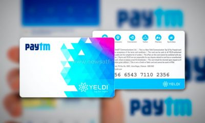 Paytm, Paytm Tap Cards, Digital Payments app, Business news