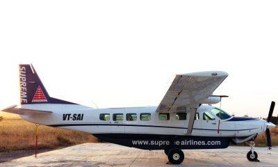 Supreme Airlines, Direct commercial flight, New Delhi, Kota, Rajasthan, Business news