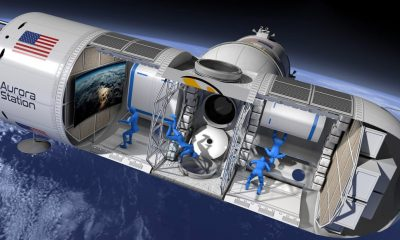 Space Luxury hotel, Holidays, Science and Technology news