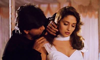 Madhuri Dixit, Dil Toh Pagal hai, Remix of Dil Toh Pagal hai, Mashup song of Dil Toh Pagal hai, Shah Rukh Khan, Karisma Kapoor, Akshay Kumar, Bollywood news, Entertainment news