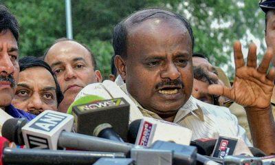 Kumaraswamy, Vajubhai Vala, Congress-JDS coalition, BJP, Karnataka Governor, Karnataka, National news, Politics news