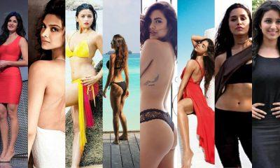 Hottest actresses, Hottest Bollywood divas, Sexy actresses, Most Hottest actresses of Bollywood, Bollywood stars, Kareena Kapoor Khan, Sunny Leone, Katrina Kaif, Anushka Sharma, Priyanka Chopra, Bollywood news, Entertainment news