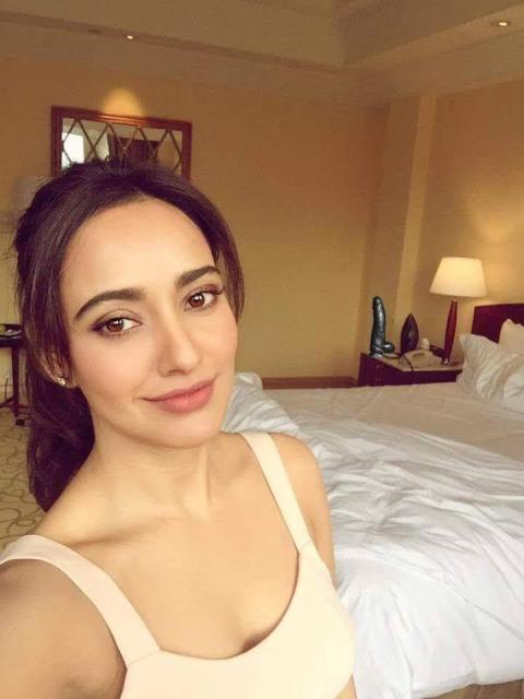 Bollywood actress Neha Sharma caught having Sex Toy inside
