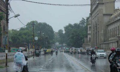 Monsoon, first rainfall, Lucknow, heat, Meteorological Department, State Capital, Hardoi, Sitapur, Barabanki, Unna