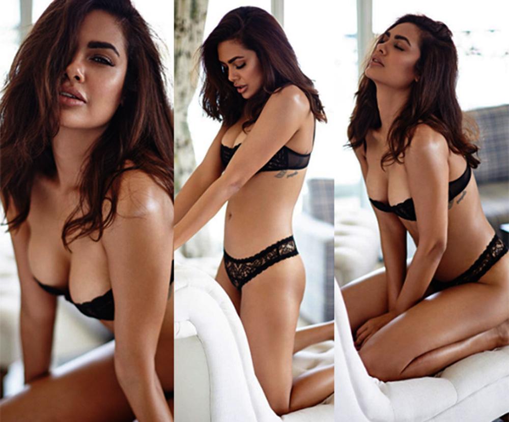 Bold and sexy, bold, sexy, Esha Gupta, social media, Baadshaho,