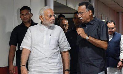 Atal Bihari Vajpayee, Narendra Modi, Former Prime Minister of India, Bhartiya Janata Party, BJP, Saffron party, National news, Politics news