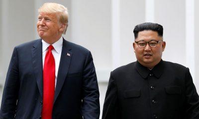 Donald Trump, Kim Jong Un, US President Donald Trump, United States President, North Korean politician, North Korea Supreme Leader, America, United States, World news