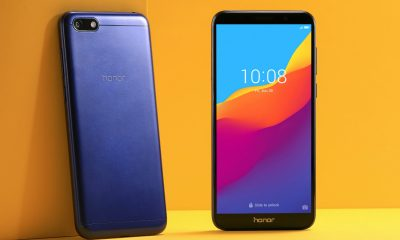 Huawei, Honor, Honor 7S, First sale of Honor 7S, Flipkart, Smartphones, Mobile phones, Gadget news, Technology news, Business news
