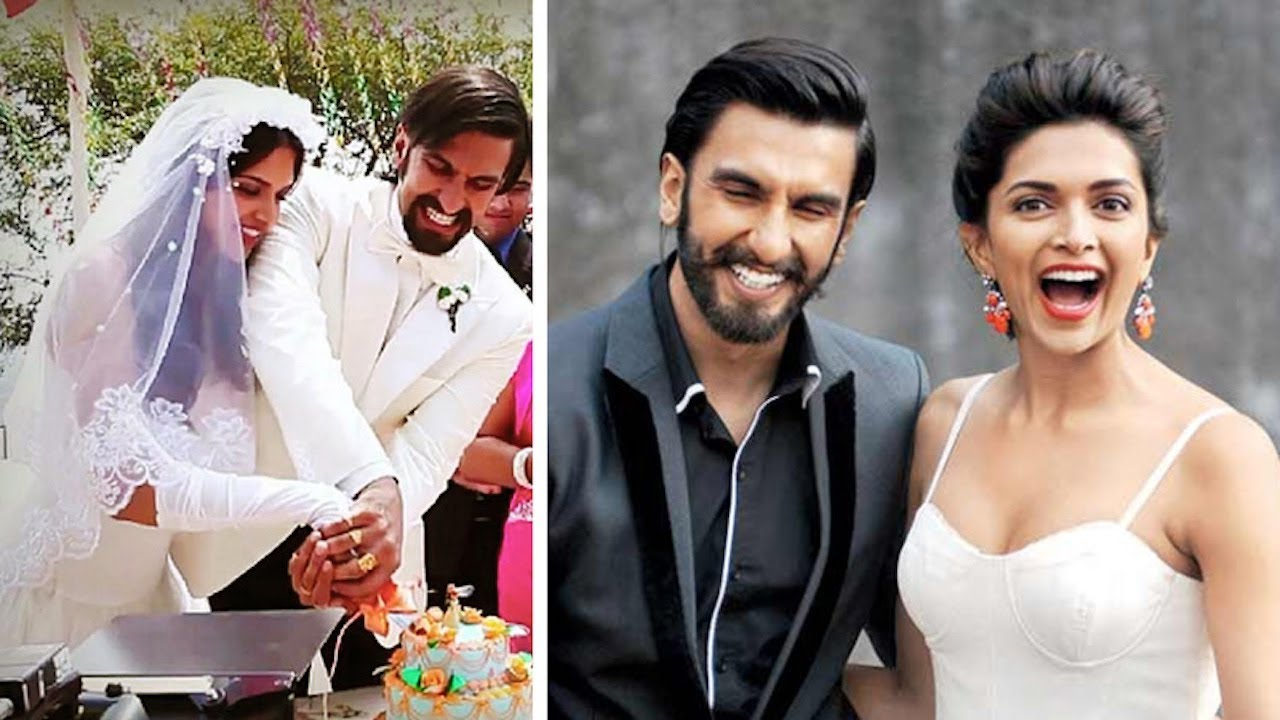 OH WOW! Deepika Finally REACTS on her Wedding with Ranveer ...