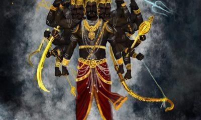 Dussehra, Places Ravan worshiped, Facts about Dussehra, Bisrakh, Mandsaur, Kangra, Jodhpur, Indian festival, Dussehra story, Navaratri, Ravan, Biggest divotee of Shiva, Kumbhkaran, Meghnath, Mandodari